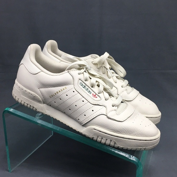 8edbc965b adidas Other - Adidas Yeezy Powerphase Calabasas White Mens Sz 7